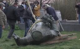 Ministerstvo zahraničí se ohrazuje proti stíhání za demontáž pomníku Koněva. Připomíná neřešené pomníky legionářů v Rusku