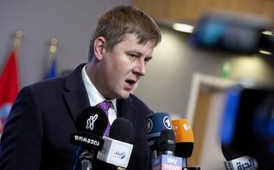 Ministr zahraničí Tomáš Petříček měl nehodu v taxi, řidič nepřežil