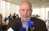 Ministr zemědělství Miroslav Toman má koronavirus, před pár dny navštívil Zemana