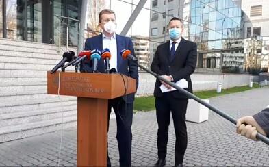 Ministri chcú pomôcť podnikateľom a malým firmám, ktoré teraz pre koronavírus prichádzajú o peniaze. Priniesli 13 opatrení