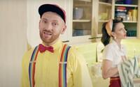 Miro Jaroš podporuje LGBT+ ľudí, jeho dúhové traky z klipu však podľa neho nie sú žiadnou skrytou propagandou