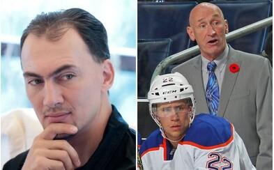 Miroslav Šatan oznámil meno nového trénera slovenskej hokejovej reprezentácie. Je ním bývalý hráč NHL z Kanady