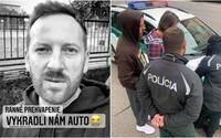 Mirovi Jarošovi v noci pred koncertom rozbili auto a ukradli hudobné nástroje. Šou napokon odohral, pomohli mu fanúšikovia