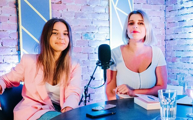 Miška a Vala majú podcast o sexe a chcú ísť s ním aj do slovenských škôl (Rozhovor)