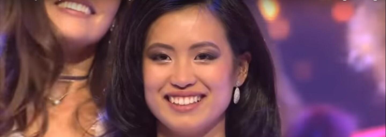Miss Belgie vyhrála kráska s exotickými kořeny. Angeline nyní čelí rasistickým poznámkám a urážkám