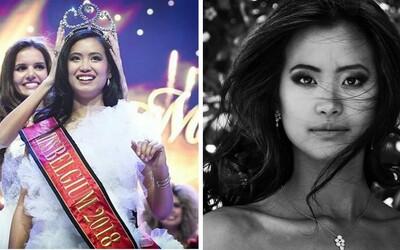 Miss Belgicka vyhrala kráska s exotickými koreňmi. Angeline teraz čelí rasistickým poznámkam a urážkam