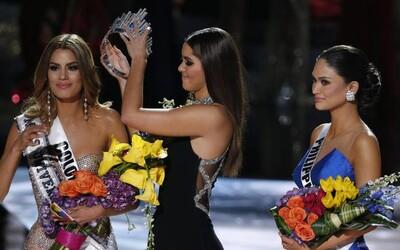Miss Universe se stala nádherná Filipínka! Moderátor ale nejdřív vyhlásil špatnou vítězku