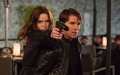 Mission Impossible 5 je tu s ešte akčnejším trailerom!