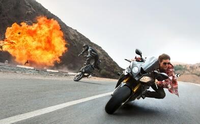 Mission: Impossible 5 ťaží zo skvelého scenára a vyšperkovaných akčných scén ako nikdy predtým (Recenzia)
