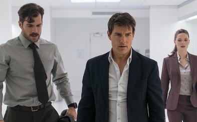 Mission: Impossible – Fallout je nejvýdělečnějším filmem série. Na kontě má víc než 700 milionů dolarů