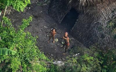 Místní zlatokopové brutálně povraždili členy nekontaktovaného kmenu v Brazílii
