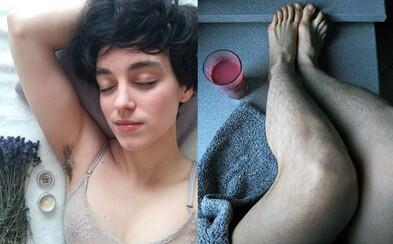 Mladá Polka se neholila už rok. Její manžel ochlupení nesnášel, ale vzájemná láska prý překonala všechny překážky