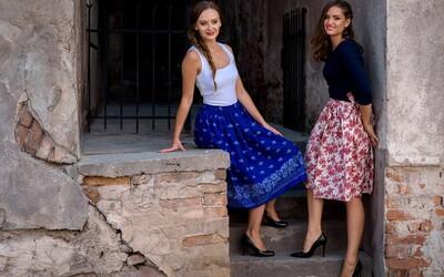 Mladá slovenská značka, ktorá sa špecializuje na sukne. Kúsky z dielne PRINCESA spájajú tradičné ľudové prvky so skutočnou eleganciou