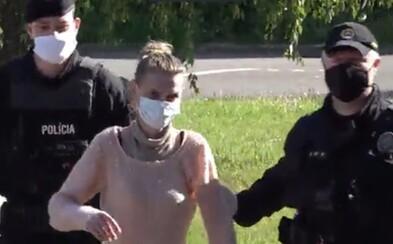 Mladej Slovenke hrozí väzenie, ukradla jedlo za necelých 6 eur