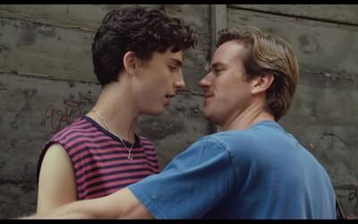 Mladému chlapcovi zmení život romantický letný úlet v jednom z najlepšie hodnotených filmov roka Call Me by Your Name