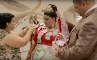 Mladí Michalovčania zažili prepychovú svadbu snov, ktorú by im závideli aj v Dubaji