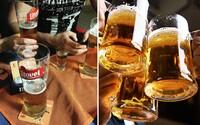 Mladí Slováci pijú, aby si zvýšili sebavedomie. Až 83 % chalanov má problém osloviť pekné dievča