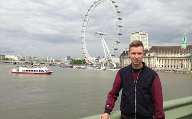 Mladí Slováci vo svete: Oliver Titka pracoval v reštike Gordona Ramsaya a Davida Beckhama