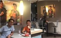 Mladíci pověsili na stěnu v McDonald's svou fotku. Obsluha si toho všimla až po 51 dnech