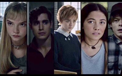 Mladíci z X-Men: New Mutants si v uväznení prejdú peklom. Spoločnosť im budú robiť hriechy minulosti, strach, temnota aj vnútorní démoni