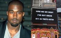 Mladík minul svoju študentskú pôžičku na billboardy, aby ho Kanye West zamestnal. Harry odvážny plán neľutuje a založil aj zoznamku
