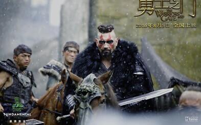 Mladík odkojený na počítačových hrách je v akciou nabitom fantasy teleportovaný do starovekej Číny, kde sa musí stať skutočným bojovníkom