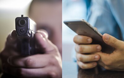 Mladík řekl Siri, že chce vystřílet školu. Nabídla mu seznam těch nejbližších