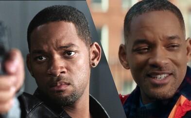 Mladší Will Smith bude bojovať proti svojej staršej verzii v kinách už v roku 2019. O čom bude zaujímavo vyzerajúci akčný thriller?