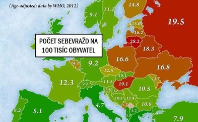 Mladý Čech ti ukáže Evropu, jak ji neznáš. Kdo v různých zemích nosí vánoční dárky a kdo vypije nejvíce piva?