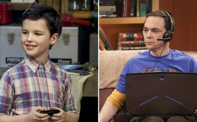 Mladý Sheldon Cooper sa od toho staršieho až tak nelíši. Nalákajú vás prvé ukážky na sledovanie pripravovaného seriálu?