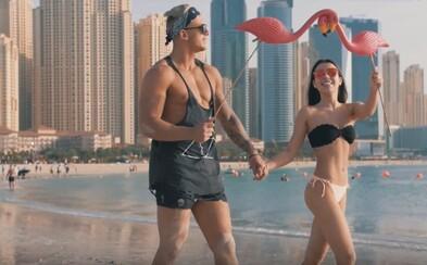 Mladý Slovák preskúmal Dubaj a vzniklo z toho parádne video. Čo všetko v exotickom meste zažil?