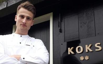 Mladý slovenský kuchár Filip sa vypracoval z kysuckej hotelovky do michelinských reštaurácií po celom svete