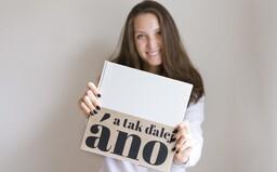 Mladý slovenský pár vytvoril jedinečnú dizajnovú svadobnú knihu. Ocenia ju nielen mladomanželia so zmyslom pre minimalizmus