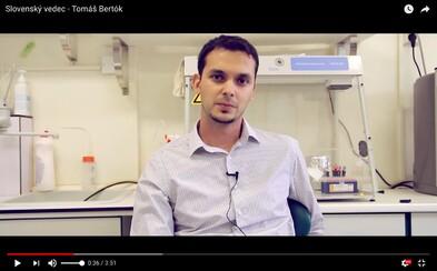Mladý slovenský vedec vymyslel spôsob, ako rýchlo a účinne diagnostikovať rakovinu. Jeho projekt sa realizácie dočká už čoskoro