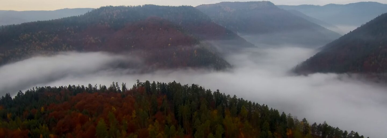 Mladý študent natočil krásy slovenskej jesene. Z obyčajnej domácej úlohy boli očarení jeho spolužiaci aj učiteľ