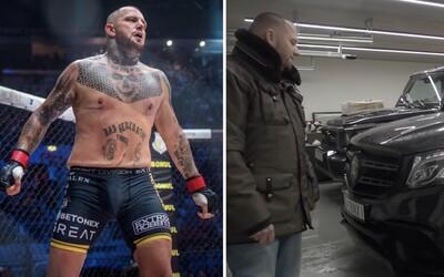 MMA zápasník Peter Benko má problém, vratky DPH jeho bývalých firiem preverujú daniari. Tým šéfoval jeho blízky kamarát