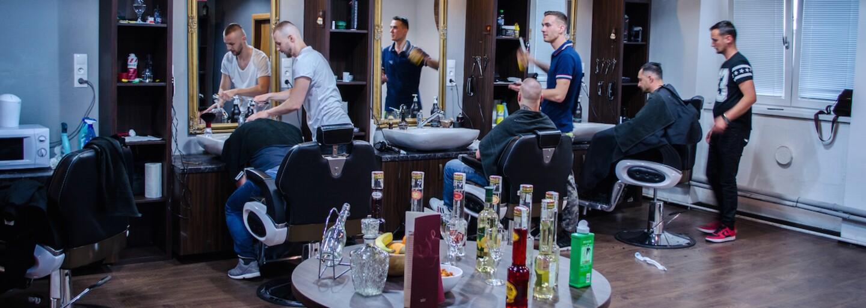 MMG Freedom Barbers - priestranné pánske holičstvo v Bratislave plné moderného dizajnu