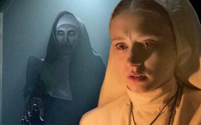 Mníška v kinách ničí konkurenciu a stáva sa rekordným, najzárobkovejším filmom série Conjuring (Box Office)