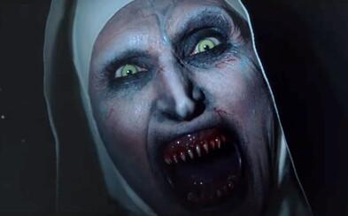 Mníška Valak a jej desivé besnenie dorazia do kín už onedlho. Pripravte sa na najtemnejší film série The Conjuring