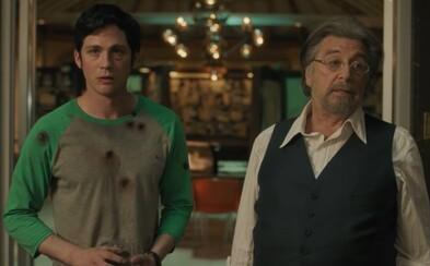 Mníšky pália genitálie náckov a Al Pacino si užíva vraždenie. Hunters ukáže skupinu, ktorá loví nacistov skrývajúcich sa v USA