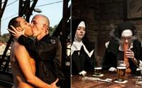 Mníšky s bongom alebo homosexuálni náckovia. Český fotograf fotí subkultúry po celom svete a satirizuje stereotypy v spoločnosti