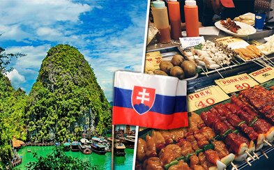 Mnoho Slovákov objavuje čaro exotiky. Prečo sa z Thajska stáva nové Chorvátsko?