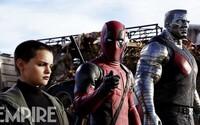 Množstvo nových obrázkov z Deadpoola odhaľuje kostýmy postáv či vymakané Reynoldsovo telo