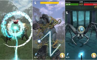 Mobilná hra s Harrym Potterom je po pár hodinách nuda, ale pre skalných fanúšikov povinnosť (Recenzia)