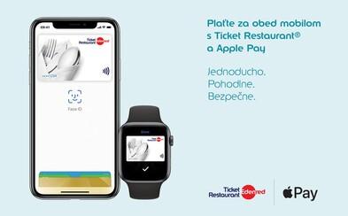 Mobilom alebo hodinkami už môžeš platiť aj za obedy. Slovensko patrí medzi lídrov vo využívaní špičkových platobných technológií