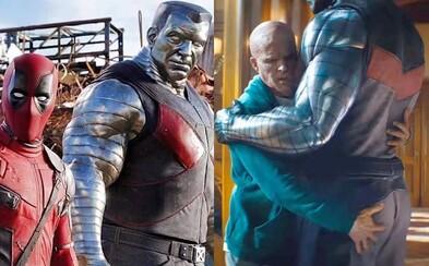 Mocný Colossus bude v pokračovaní Deadpoola veľmi dôležitou postavou. Natrie to aj Cableovi?