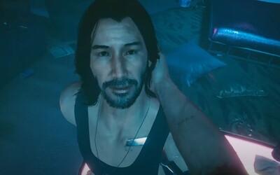 Mód v Cyberpunk 2077 hráčům dovolil mít sex s Keanu Reevesem. Autoři hry ho zrušili