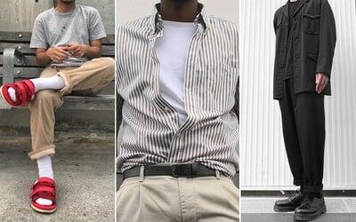 Móda nie je iba o prehnanom flexovaní a viditeľnom logu. 10 letných moderných outfitov pre dospelého muža