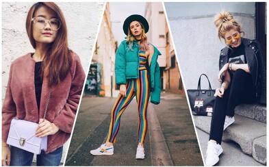 Móda Refresher: 10 nejlepších outfitů z ulic Česka a Slovenska za měsíc duben