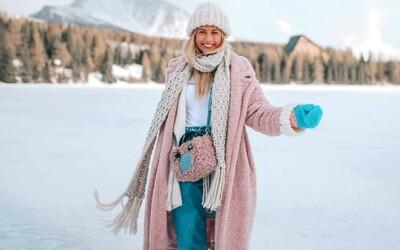 Móda Refresher: 10 outfitov v podaní Sloveniek a Češiek, pre ktoré nie je zima žiadnou prekážkou